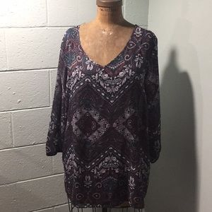 3X Maurices blouse